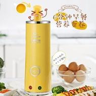 「樂天優選」小豬幫廚110V伏雞蛋杯蛋捲機早餐機蛋包腸機家用蛋腸機蒸蛋煮蛋器