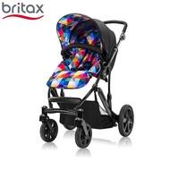 Britax romer B-Happy 雙向四輪嬰兒手推車 | 彩色