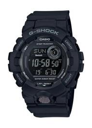 CASIO 卡西歐 GBD-800-1BDR G-SHOCK 休閒概念數位藍芽錶 黑 48.6 mm
