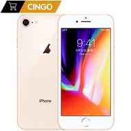 Original Apple Iphone 8 Hexa Core 1821MAhแรม2GB ROM 64GB 3D Touch ID 4.7นิ้ว12MP LTEโทรศัพท์Iphone8
