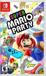 [現金價 (有中文) NS 超級瑪利歐派對 Super Mario Party