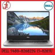DELL 5480-826822G-W10 14.0 IN INTEL CORE I5-8265U 8GB 256GB SSD WIN 10