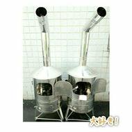 (304環保煙囪金爐 )304 環保金爐 金爐桶