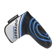 ข้อเสนอพิเศษ Odyssey golf putter cover semicircle magnet closed cue cap