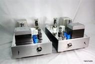 [手工搭棚]Super 2A3/45 momo+mono 直熱單端A類真空管後級擴大機套件