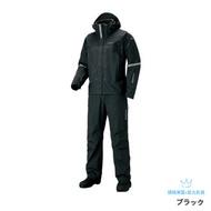 SHIMANO 19年秋磯商品 RT-025S 【 +6 防寒套裝 雨衣套裝 】