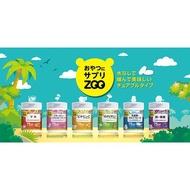 (附發票)日本 Unimat riken zoo系列 營養補給錠 乳酸菌 鈣片 維他命C 膠原蛋白 葉黃素 蛋白質