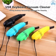 Creative USB Keyboard Vacuum Cleaner Portable Mini Handheld USB Vacuum Cleaner Keyboard Cleaner (Green)