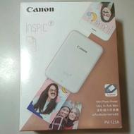 Canon 迷你相片印表機 相印機 PV-123A