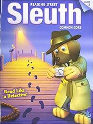 兒童英文讀本READING STREET SLEUTH GRADE 3