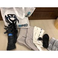 OPED 歐霈德 復健鞋 動態真空護具 二手左腳,S號