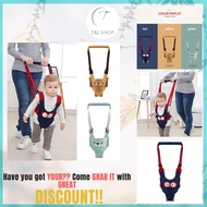 T&J - breathable basket style baby belt baby vest walking harness parent guard baby monitor Tali pinggang Bayi- BM2