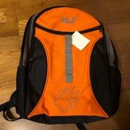 Jack Wolfskin 飛狼 電腦包 背包 雙肩 後背包 橘
