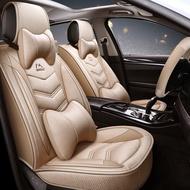 ☎【免運※五座※現貨】汽車座椅套三菱ASX/Boss Zinger/Colt Plus/Freeca/坐墊座椅車套四季墊