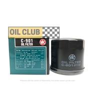 油品部 VIC C-901 機油芯 TIERRA 1.6 STI 2.5IMPREZA 1.6 威 機油濾心057