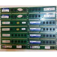 雙通道 記憶體 桌機 DDR3 4G×2=8G 中古二手良品