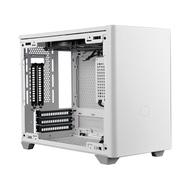 COOLER MASTER 酷碼 MasterBox NR200 電腦機殼 ITX 白色 僅支援 SFX SFX-L