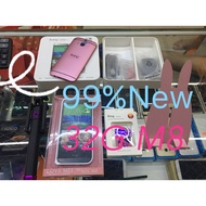 99%New Htc One M8 M8x 5inch 2+32G 4G Lte 3C Sheng&HP pink
