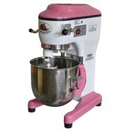 可刷卡請私訊 鉅聖 粉色10公升 桌上型攪拌機 CS-10L