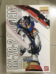 EXPO限定 MG RX-78-2 彩色透明版