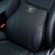 Toyota Altis Sienna Camry RAV4 VIOS YARiS 汽車靠枕 護腰靠墊 頭枕 緩解疲勞