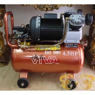 附發票// 雙缸雙進氣銅管~全銅線~100%台灣製造 專業級 空壓機 4.5HP