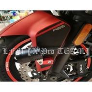 【LFM】AK550 JOYMAX GTS R15 R3 MT07 MT09 MT03 勁戰五代 可調角度鋁合金霧燈支架