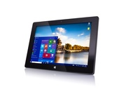 "10"" Windows 10 Fusion5 Ultra Slim Windows Tablet PC- (4GB RAM, 64GB Storage, FWIN232+ Model, Full Size USB 3.0, Intel Quad-core, 5MP and 2MP Dual Cameras, Bluetooth, October 2018 Model,Windows 10 S"