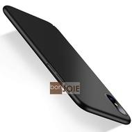::bonJOIE:: 美國進口 HUMIXX iPhone XS / X 霧面黑 手機背蓋 (全新盒裝) 10 邊框殼 手機框 手機殼 背蓋殼