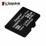 KINGSTON 32GB 32G microSDHC【100MB/s-Plus】microSD SDHC micro SD UHS U1 TF C10 Class10 32GB 64GB 128GB  金士頓 手機記憶卡