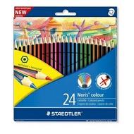【施德樓】MS185C24 W0PEX環保科技色鉛筆24色入 / 盒