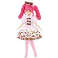【TAKARA TOMY】莉卡娃娃 LD-14 粉紅點心(女孩 洋娃娃)