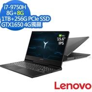 Lenovo Y545 15吋筆電 i7-9750H/16G/1T+256/GTX1650