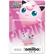 【Nintendo 任天堂】amiibo公仔 胖丁(明星大亂鬥)