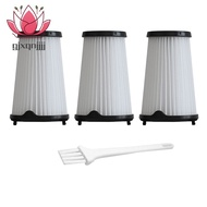 3Pcs for Electrolux Vacuum Cleaner AEG AEF150 Accessories HEPA Filter