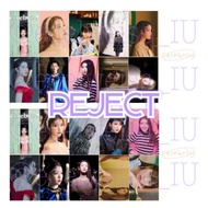 [ON HAND] IU Dlwlrma Unofficial Celebrity REJECT Photocards