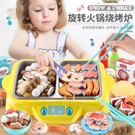 Factory Kids Kitchen Play House Toys Hot Pot Set 3-6 Years Old 7 Girls
