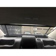 (柚子車舖) 豐田 GOA CAMRY PREMIO 電動後遮陽簾 電動窗簾 可到府安裝