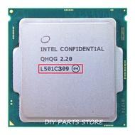 INTEL QHQG วิศวกรรมรุ่น ES ของ I7 6400T I7-6700K 6700K โปรเซสเซอร์ CPU 2.2GHz Q0 Step Quad Core ซ็อกเก็ต quad-core 1151