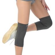 【Yi-sheng】日式保健銀纖維能量護膝(銀纖護膝*2入+竹膝*2入)