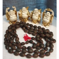 Lotus Seed Mala (108 Beads)