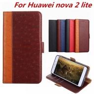 Wallet Huawei nova 2 lite Case Cover Flip Leather Huawei nova 2 lite Case