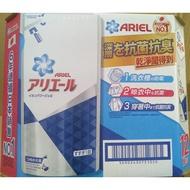 ariel 超濃縮 抗菌 防臭 洗衣精 補充包 720gX12入 分售 costco 代購 好市多