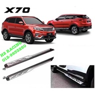 PROTON X70 Door Step Side Step Running Board SUV