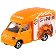 【TOMICA】NO.091 COCO咖哩餐車(多美小汽車)