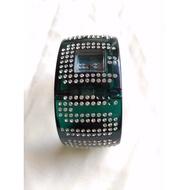 Guess 手環式施華洛世奇水鑽手錶 正品福利品