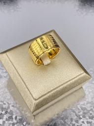 งานสั่งทำค่ะ แหวนหทัยสูตร ทอง 92.75% หนัก 1 บาท 2 สลึง เลเซอร์ นามสกุล ฟรี ราคา 49000 บาทค่ะ
