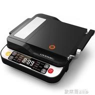 家電 電器  110V國外專用電餅鐺雙面加熱煎餅烙餅蛋糕機電餅檔可麗餅機