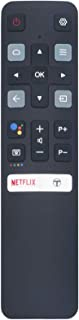 RC802V FUR6 Replaced Voice Remote Control fit for TCL TV 43S6800FS 32S6500 32S6500 32S6500 32S6500 40S6500 43S6500 43S6500 43P715 50P715 55C815 55P715 43S6500 32F51 55C825 65C825 65C825 55C825 32F51