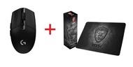 點子電腦☆北投@全新 羅技G304 電競滑鼠+微星MSI 龍魂Shield 電競滑鼠墊 ☆特價1050元